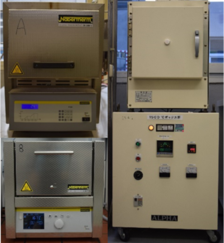 Box furnace (c)